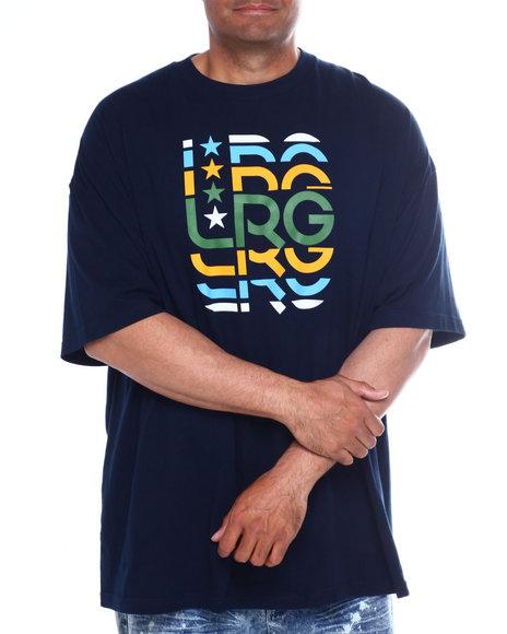 LRG - LRG Split Stack S/S Tee (B&T)