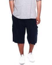 Shorts - Linen Short (B&T)-2362583