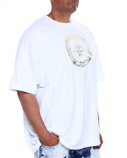 LRG - Gold Cycle Flourish S/S Tee (B&T)-2365781