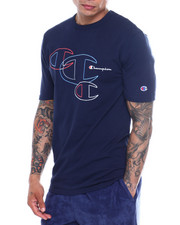 Champion - MULTI TECH EMBROIDERED C TEE-2365973