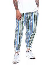 Buyers Picks - Checkerboard Stripe drawstring pant-2366060