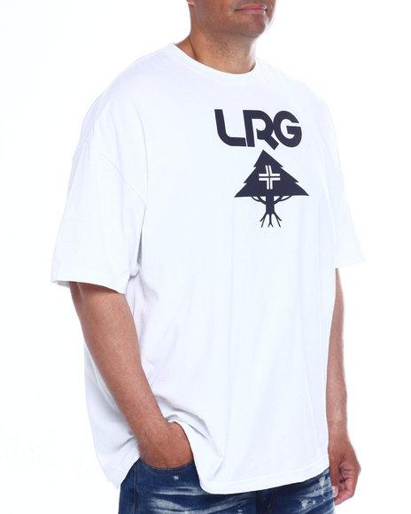LRG - S/S Quick Core Tee (B&T)