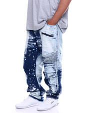 Akademiks - Lemoore 5 Pocket Jean (B&T)-2364087