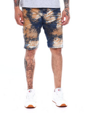 Shorts - MULTI WASH DENIM SHORT-2365083