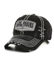 a767ab371db47 Dad Hats - Life Begins After Coffee Vintage Ball Cap-2365364
