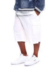 Shorts - Linen Short (B&T)-2362575