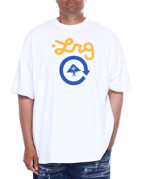 LRG - S/S Cycle Logo 2 Tee (B&T)