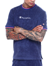 Champion - TERRY SS SCRIPT TEE-2366048