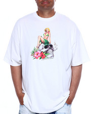 LRG - Death By Tropics S/S Tee (B&T)-2365775