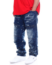 Akademiks - Rouge 5 Pocket Jean (B&T)-2364063