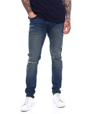 Jordan Craig - Sean Distressed Stretch Jean-2364993