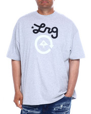 LRG - S/S Cycle Logo 2 Tee (B&T)-2365789
