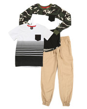 Boys - 3 Piece Knit Set (8-20)-2357325