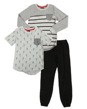 Boys - 3 Piece Knit Set (8-20)-2357595
