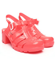Fashion Lab - Jelly Buckle Closure Sandals-2364955