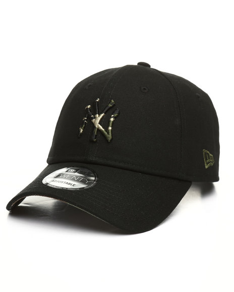 New Era - 9Twenty Camo Hit New York Yankees Cap