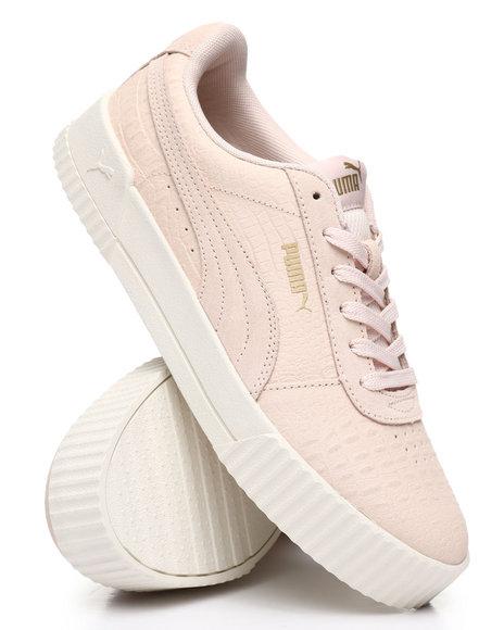 Puma - Carina Emboss Sneakers