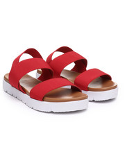 Footwear - Double Band Sandals-2364928
