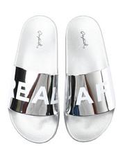 Footwear - Real AF Slide Sandals-2364922
