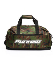 Black Pyramid - Weekend Duffle Bag (Unisex)-2356362