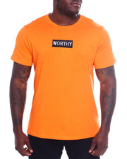 WORTHY - S/S Worthy Box Tee (B&T)-2366278