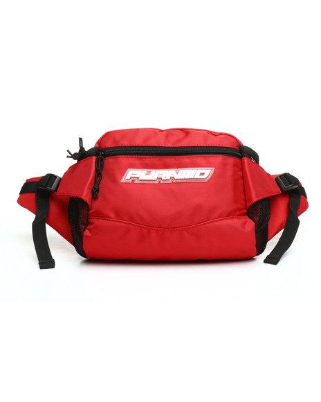Black Pyramid - Tech Waist Bag (Unisex)