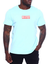 WORTHY - S/S Worthy Box Tee (B&T)-2366282