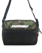 Black Pyramid - Medium Tech Shoulder Bag (Unisex)-2355261