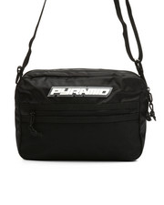 Black Pyramid - Medium Tech Shoulder Bag (Unisex)-2355262