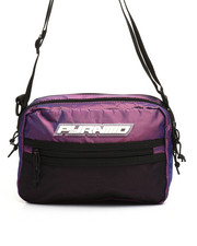 Black Pyramid - Medium Tech Shoulder Bag (Unisex)-2355259