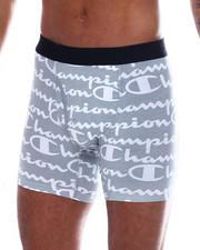 Loungewear - C Script Printed Boxer Briefs-2366522