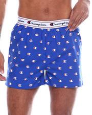 Loungewear - C Print Woven Boxers-2366562