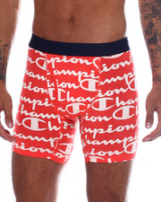 Champion - C Script Printed Boxer Briefs-2366538