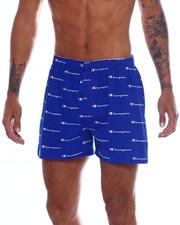 Loungewear - C Script Knit Boxers-2366553