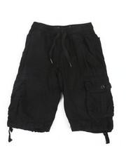 Bottoms - Rib Waist Shorts (8-20)-2366698