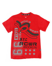 Sizes 8-20 - Big Kids - Core T-Shirt (8-20)-2366339