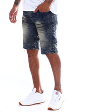 Buyers Picks - SNOW WASH MOTO DENIM SHORT-2367153