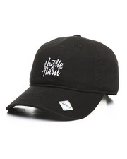 Dad Hats - Hustle Hard Dad Hat-2363453