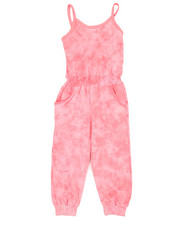 Overalls & Jumpers - Janis Tie Dye Jumpsuit (7-16)-2366404