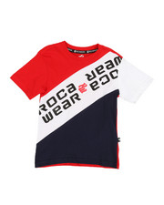 Rocawear - Color Block Tee (4-7)-2366134