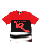 Rocawear - Color Block Tee (8-20)-2366114