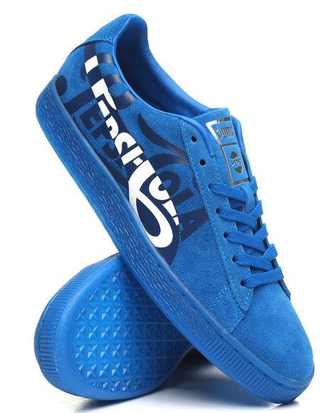 Puma - Puma Suede Classic X Pepsi Sneakers