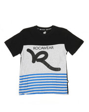 Rocawear - Color Block Tee (8-20)-2366147