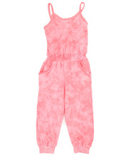 Overalls & Jumpers - Janis Tie Dye Jumpsuit (4-6X)-2366400