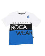 Rocawear - Color Block Tee (4-7)-2366194