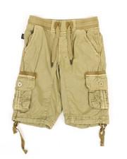 Akademiks - Rib Waist Shorts (4-7)-2366596