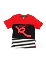 Rocawear - Color Block Tee (4-7)-2366548