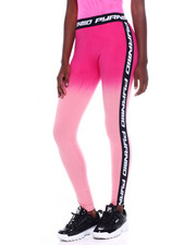 Black Pyramid - Ombre Leggings-2358807
