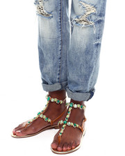 Women - Jeweled Sandals-2363690