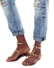Women - Jeweled Sandals-2363683